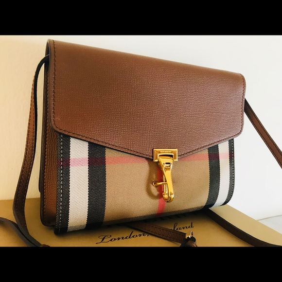 1fb576087d0f Burberry Handbags - Burberry Small Leather Crossbody Bag